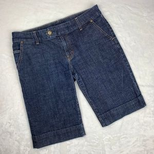 Citizens of Humanity Bermuda Style Jean Shorts 31